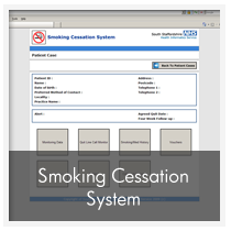 Smoking Cessation System