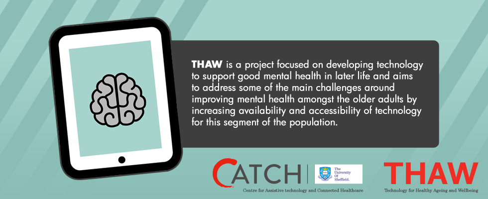 THAW – Technology for Healthy Ageing and Well-being