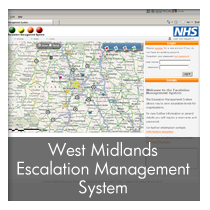 West Midlands Escalation Management System
